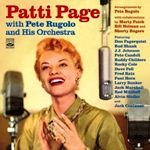 Album Patti Page with Pete Rugolo and His Orchestra by Patti Page