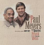 Album Paul Meyers Quartet Featuring Frank Wess by Paul Meyers