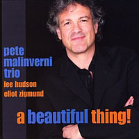 Album A Beautiful Thing by Pete Malinverni