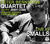 Album Live at Smalls by Peter Bernstein