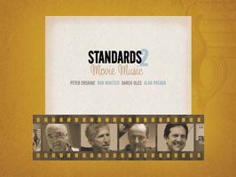 Peter Erskine: Standards 2, Movie Music