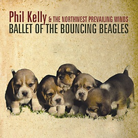 Album Ballet of the Bouncing Beagles by Phil Kelly