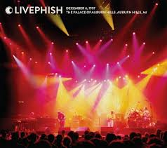 "Read ""Phish: 12/6/97 The Palace of Auburn Hills and Star Lake '98"" reviewed by Doug Collette"
