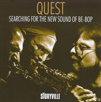 "Read ""Quest: Searching for the New Sound of Be-Bop"" reviewed by John Kelman"
