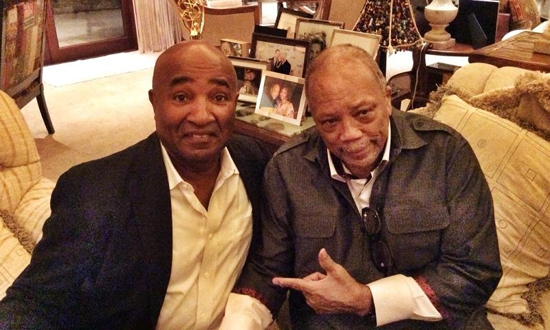 Quincy Jones: An Evening With A Legend