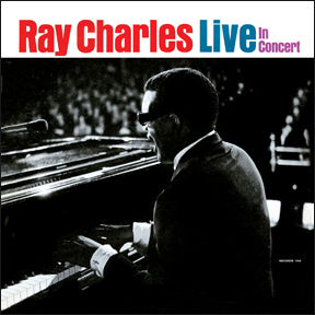 "Read ""Ray Charles Live in Concert"" reviewed by C. Michael Bailey"