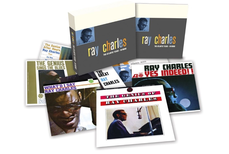 Ray Charles: The Atlantic Years in Mono
