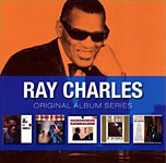 "Read ""Ray Charles: Original Album Series"" reviewed by"