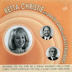 Retta Christie with David Evans and Dave Frishberg