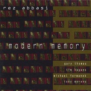 Rez Abbasi: Modern Memory