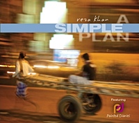 "Reza Khan & Painted Diaries New Recording, ""A Simple Plan"""