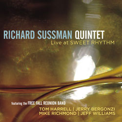 Album Live At Sweet Rhythm by Richard Sussman