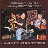 Rich Halley Quartet: Live at the Penofin Jazz Festival