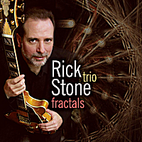 Album Fractals by Rick Stone (Guitar)