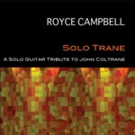 Album Solo Trane by Royce Campbell