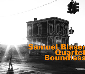 Samuel Blaser Quartet: Boundless