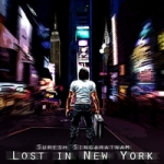 Album Lost in New York by Suresh Singaratnam