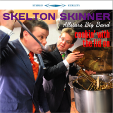 "Read ""Skelton Skinner All Stars / Clare Fischer Big Band / Ron Carter's Great Big Band"""