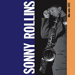 "Read ""Sonny Rollins: Vol. 1"""