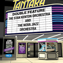 "Read ""Stan Kenton-NOVA Jazz Orchestra / Baker's Dozen Big Band / Danny D'Imperio and the Bloviators"" reviewed by Jack Bowers"