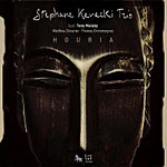 Stephane Kerecki Trio: Houria