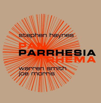Parrhesia by Stephen Haynes