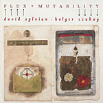 David Sylvian and Holger Czukay / Flux + Mutability