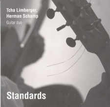 Tcha Limberger - Herman Schamp: Guitar Duo: Standards