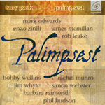 Album Palimpsest by Terry Pack