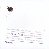 Album Forth by The Four Bags