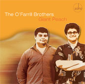 Giant Peach by The O'Farrill Brothers