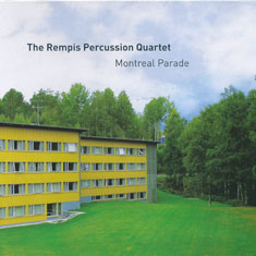 The Rempis Percussion Quartet: Montreal Parade