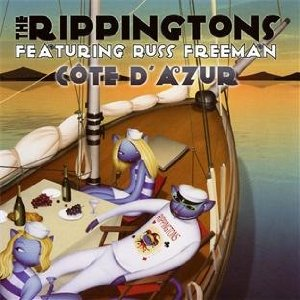 Album Cote D' Azur by The Rippingtons