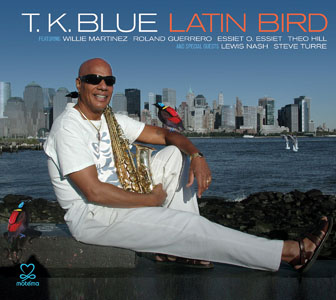Album Latin Bird by T.K. Blue