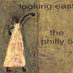 Album Looking East by Tony Miceli