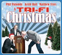 "Read ""A Tri-Fi Christmas"" reviewed by Mark Corroto"