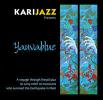 Various Artists: KariJazz Presents Yanvablue