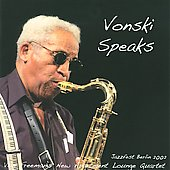 Album Von Freeman: Vonski Speaks by Von Freeman