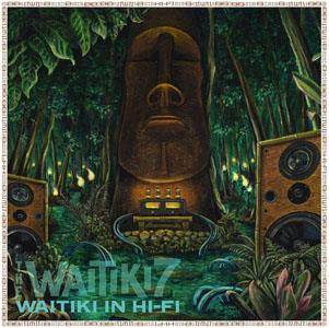 "Read ""The Waitiki 7: Waitiki In Hi-Fi"" reviewed by Chris May"
