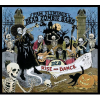 Pam Fleming's DEAD ZOMBIE BAND - Rise and Dance by Pam Fleming
