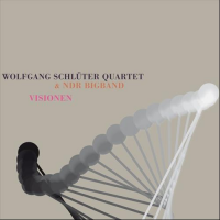 Album Visionen by Wolfgang Schlüter