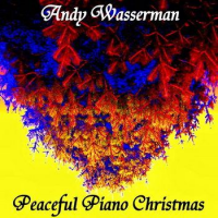 Album Peaceful Piano Christmas by Andy Wasserman