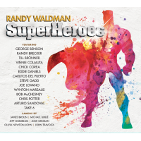 Album Superheroes by Randy Waldman