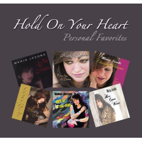 Album Hold On Your Heart by Maria Jacobs