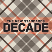 Album Decade by The New Standards