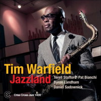 Album Jazzland by Tim Warfield