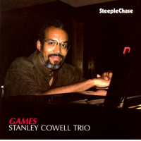 Album Games by Stanley Cowell