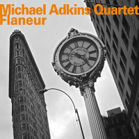 Album Flaneur by Michael Adkins