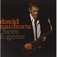 Album Here & Gone by David Sanborn