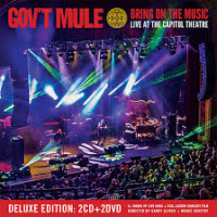 Album Bring On The Music - Live at the Capitol Theatre by Gov't Mule